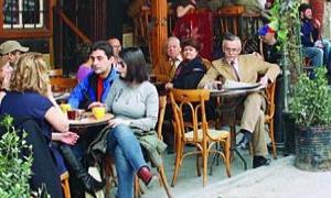 الشروط المطلوبة لاعطاء تراخيص مطاعم وتراسات بمنطقة الربوة بدمشق