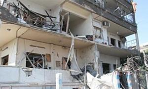 محافظة دمشق:5400 طلب تعويض عن الأضرار منذ بداية العام و250 سيارة محطمة