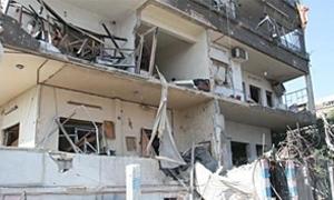 تقرير: مليارات أثرياء الحرب السورية: