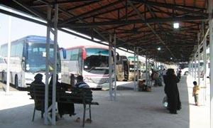2500 ليرة تكلفة السفر من دمشق إلى حلب