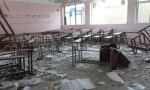 وزير التربية: أكثر من 5 آلاف مدرسة متضررة في سورية