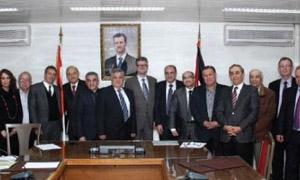 رجال أعمال روس: مستعدون لتزويد السوق السورية بكل مستلزمات الصناعة