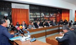 القادري: جامعة عمالية ومدينة سكنية ومدارس ومشفى ومركز للأبحاث النقابية قريباً