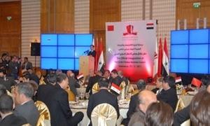 وزير الاقتصاد يصدر قراراً بحل مجالس رجال الأعمال السورية المشتركة بهدف إعادة تشكيلها