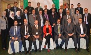 بنك سورية الدولي الإسلامي يعقد لقاءً تشاوريّاً لمحاميه