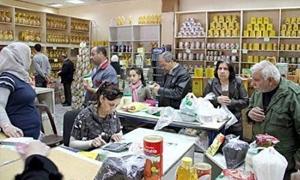 الخزن والتسويق تستعد لافتتاح 3مولات و15 منفذاً جديداً..مخلوف:المواد الغذائية والتموينية متوفرة وأسعار اقل بـ30% من السوق