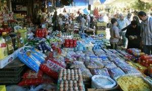 وزارة التجارة:ارتفاع في أسعار السلع الغذائية بنسب كبيرة مقارنة مع العام الماضي