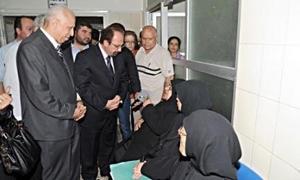 وزير الصحة: مخزوننا الدوائي يكفينا لمدة عام ويتم رصد أي جائحة أو تـفشٍ لأي مرض