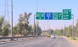 تحديد أجرة الركوب من سورية إلى لبنان والأردن