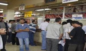 وزارة النقل: توقف العمل في مديرية نقل حلب وفرع الميدان بدمشق بسبب الصيانة