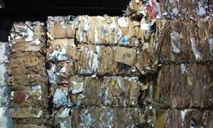 نحو 3200 طن نفايات تخرج من دمشق يومياً