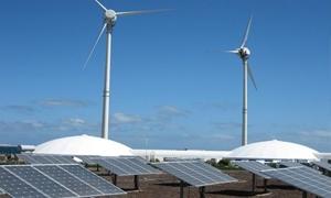 هيئة الاستثمار تطرح 11 مشروعاً لإقامة مزارع ريحية لتوليد الكهرباء