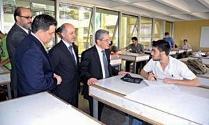وزير التعليم العالي: نسبة حضور الامتحانات جيدة وامتحانات دير الزور الشهر القادم
