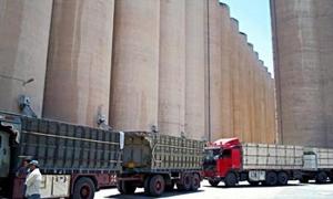 الحكومة توجه بإعادة تأهيل الصوامع لاستقبال موسم الحبوب الحالي