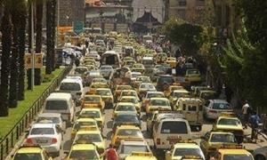 رفع تعرفة الركوب بالسرافيس العاملة على البنزين في سورية
