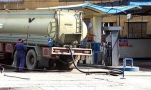 مخالفة 7 محطات وقود بالسويداء وحرمان عدد من الصهاريج من التعامل مع المحروقات