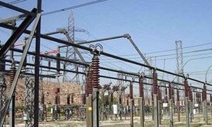 الكهرباء: 750 ميغا واط استطاعة مجموعات توليد الكهرباء حالياَ من أصل 3 آلاف ميغا واط