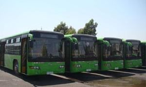 ميداني: 50 باصاً جديداً بالخدمة في دمشق خلال أيام