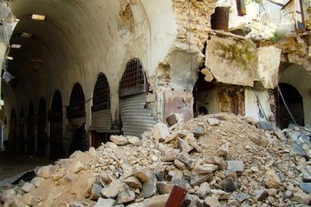 عبد الكريم: 750 موقعاً ومبنى أثرياً في سورية تعرضت للدمار والتخريب..وحلب الأكثر تضرراً