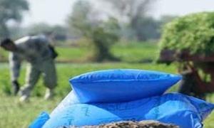 وزارة الزراعة تؤمن 512 ألف طن سماد احتياج الموسم الزراعي الصيفي 2013