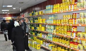 3.2 مليارات ليرة مبيعات استهلاكية دمشق في 11 شهراً...و9 صالات وتحديث 3 مجمعات في خطتها لـ 2015