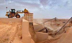 سورية تستعد لتصدير اكثر من 120 ألف طن من الفوسفات خلال العام 2015