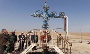 وزير النفط: البدء بإصلاح آبار حقلي جزل ومزرور لوضعهما في الخدمة