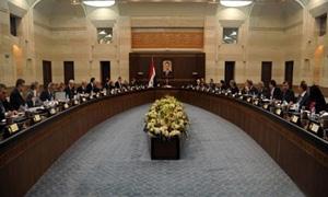 الحكومة السورية تصادق على اتفاقية مالية مع روسيا