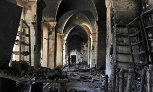 بعد اقتصادها... عبد الكريم: 750 موقعاُ أثريا تعرض للتدمير أو التخريب في سورية..وحلب نالت الحصة الأكبر