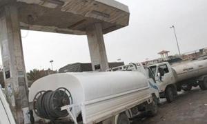 طرطوس: سحب رخصتي نقل محروقات من سائقين يبيعون مخصصات المزارعين في السوق السوداء