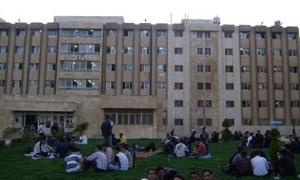 رئيس جامعة حلب:4 آلاف طالب في المدنية الجامعية و34 ألف مهجر في 20 وحدة سكنية