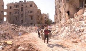 55 ألف طلب للمتضررين بقيمة 422 مليار ليرة في ريف دمشق