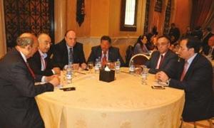 اتحاد المصدرين: الانتقال بالشركات والأعمال المتعثرة في سورية لشركات ناجحة