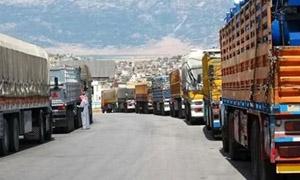 السماح للسيارات السعودية بدخول الأراضي السورية..طعمة: 15 مليار خسائر شراء الأقطان العام الماضي نتيجة احتراقها