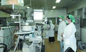 نحو 9.5 مليون ليرة إجمالي اعتمادات مشاريع مؤسسة الصناعات الغذائية