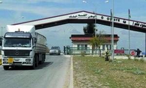 الجزائري: بدائل بحرية وجوية لمعبر نصيب الحدودي والنتائج الأسبوع المقبل