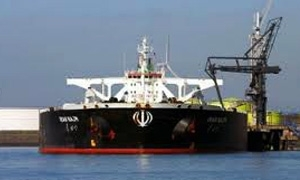 ناقلة نفط روسية تبدأ بتفريغ 13 طن من المازوت في بانياس ...و30 ألف طن قريباً