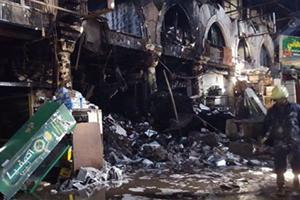 تسببت بخسائر بملايين الليرات.. ارتفاع أعداد حرائق الماس الكهربائي في دمشق.. ماهي الأسباب والحلول!!