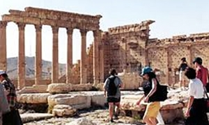 600 ألف عدد السياح في سورية العام الماضي.. والدول الجوار الأقل قدوماً لسورية
