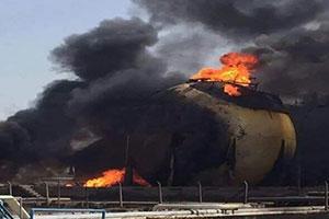 أكثر من 74 مليار دولار خسائر قطاع النفط في سورية