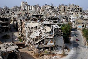 دعوات لإنشاء تحالف بين شركات مصرية وأردنية للأستثمار بإعمار سورية