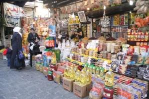نحو 35 ضبط تمويني بأسواق دمشق  في يوم واحد