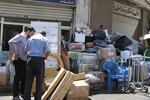 أكثر من 50 مكتب شحن داخلي في دمشق وريفها.. وأسعار الشحن إرتفعت لهذه الأسباب؟