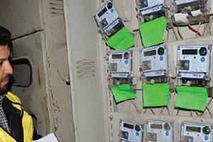 قريباً.. مشروع لقراءة عدادات الكهرباء في سورية بشكل آلي