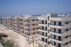 شركة إيرانية تنفذ 30 ألف وحدة سكنية في ثلاث محافظات سورية