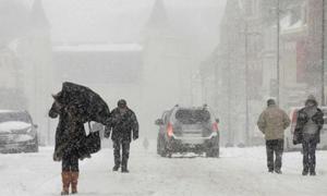 علماء في الأرصاد الجوية يؤكدون: الشتاء القادم الأشد برودة منذ 30 عاماً