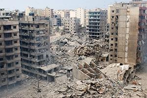 مسؤول دولي : فاتورة إعادة إعمار سوريا ستبلغ 250 مليار دولار على أقل تقدير