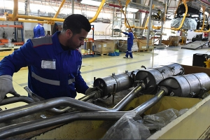 برأسمال تجاوز 233 مليار ليرة.. أكثر من 600 منشأة صناعية جديدة في سورية خلال النصف الاول