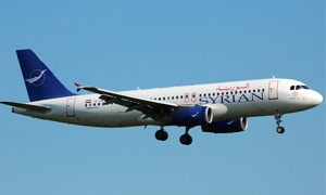 الطيران السورية تؤكد أن حركتها رحلاتها طبيعية وتسير وفقاً للبرنامج المقرر داخلياً وخارجياً