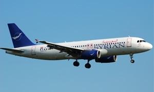 وزير النقل يوجّه شركتي الطيران السورية وأجنحة الشام بتأمين رحلات إضافية إلى القامشلي